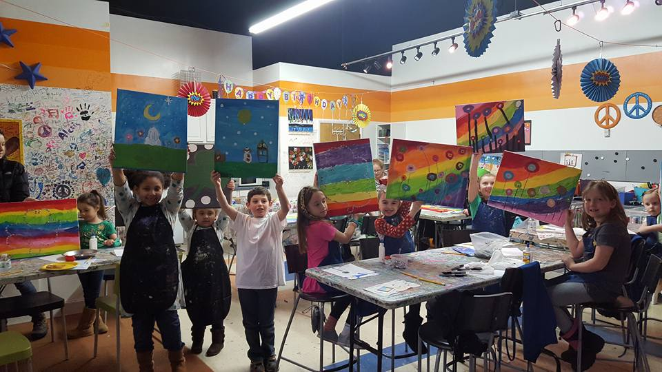 And Thank You To Shades Of Orange Art Studio For Kids