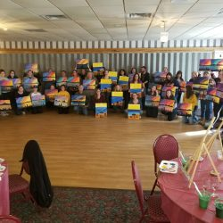 Another great event at Theodore's with Sip of Color!